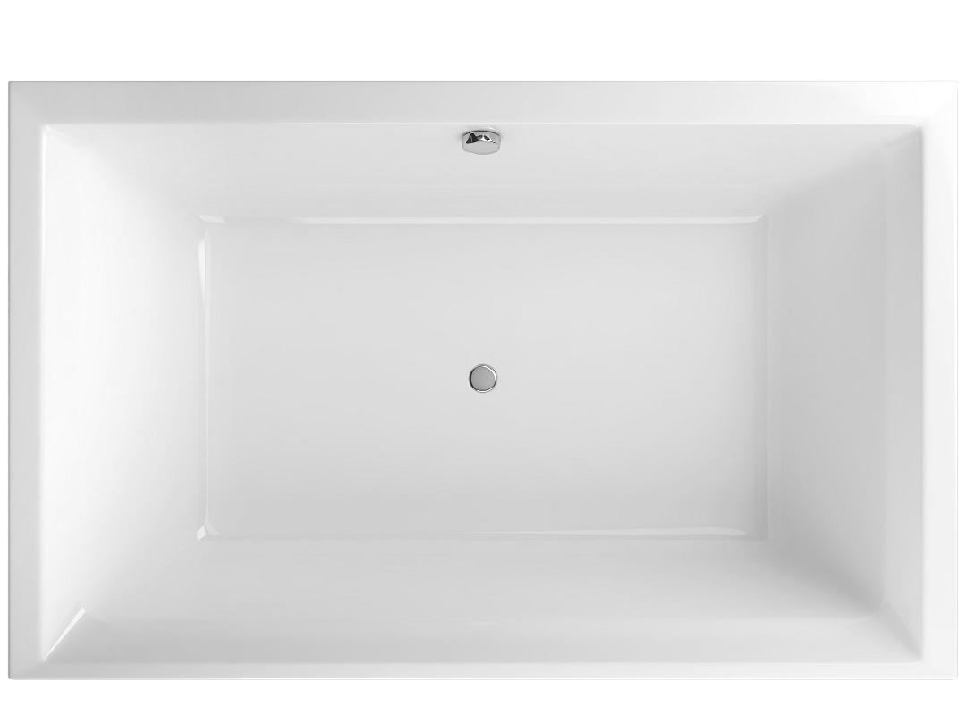 Cada baie rectangulara Radaway Itea Lux 190x120cm acril imagine