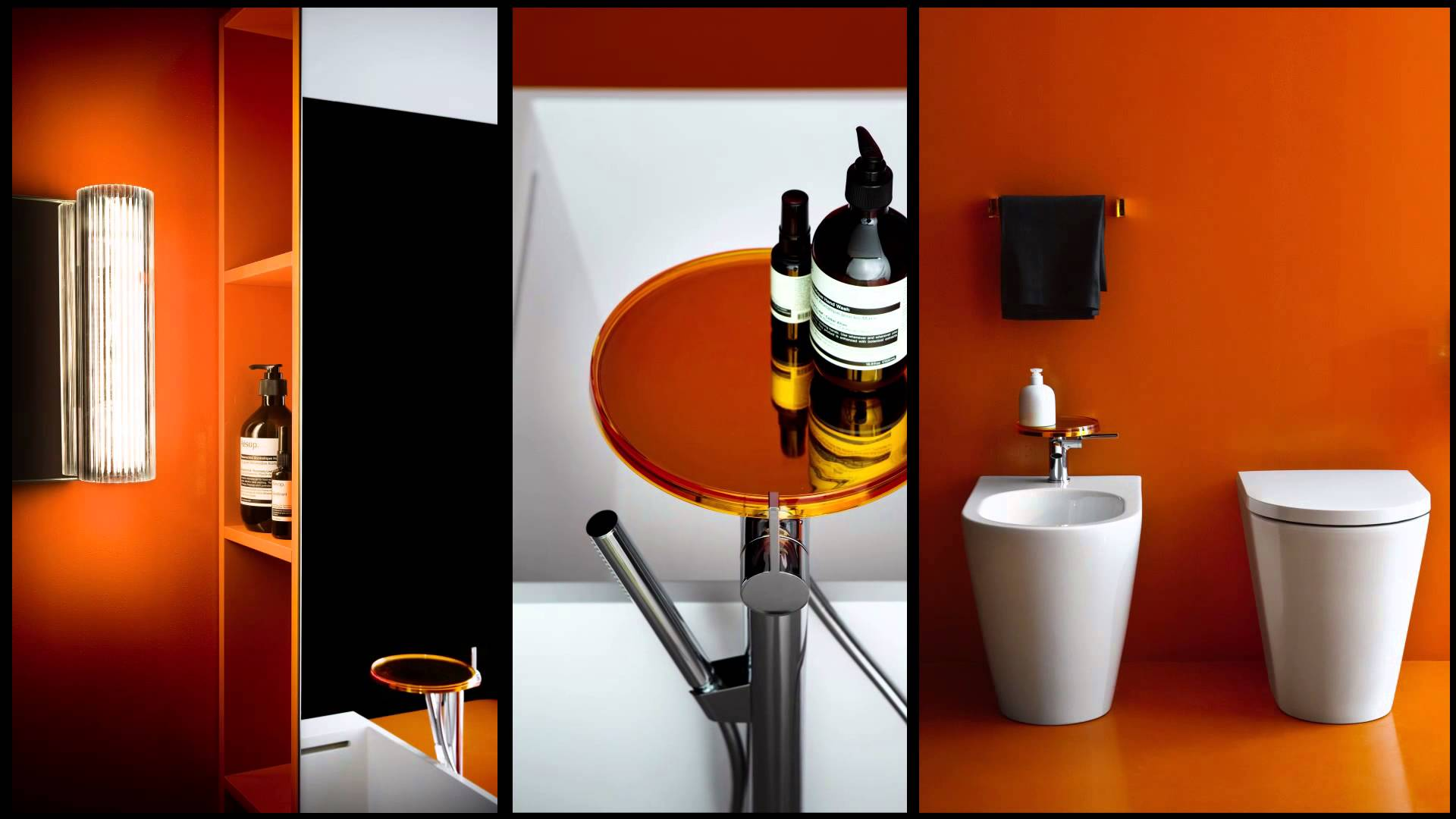 Vas WC si bideu Kartell by Laufen