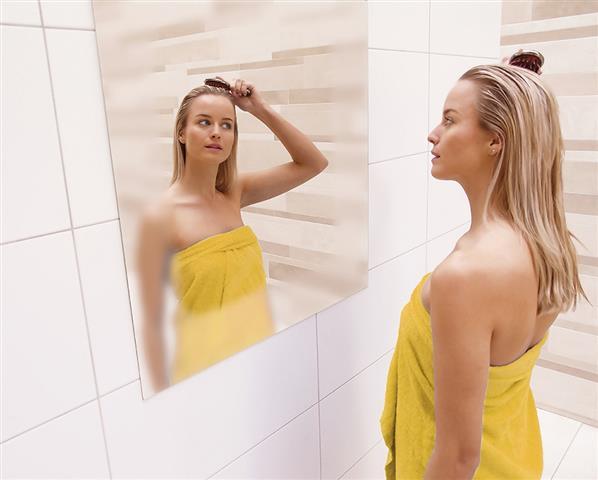 Folie dezaburire oglinda
