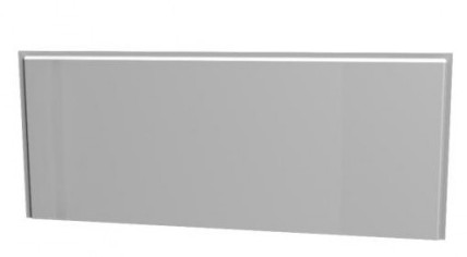 Masca frontala Kolo Uni2 170cm MDF cu invelis PVC pentru cazi rectangulare RESIGILAT imagine
