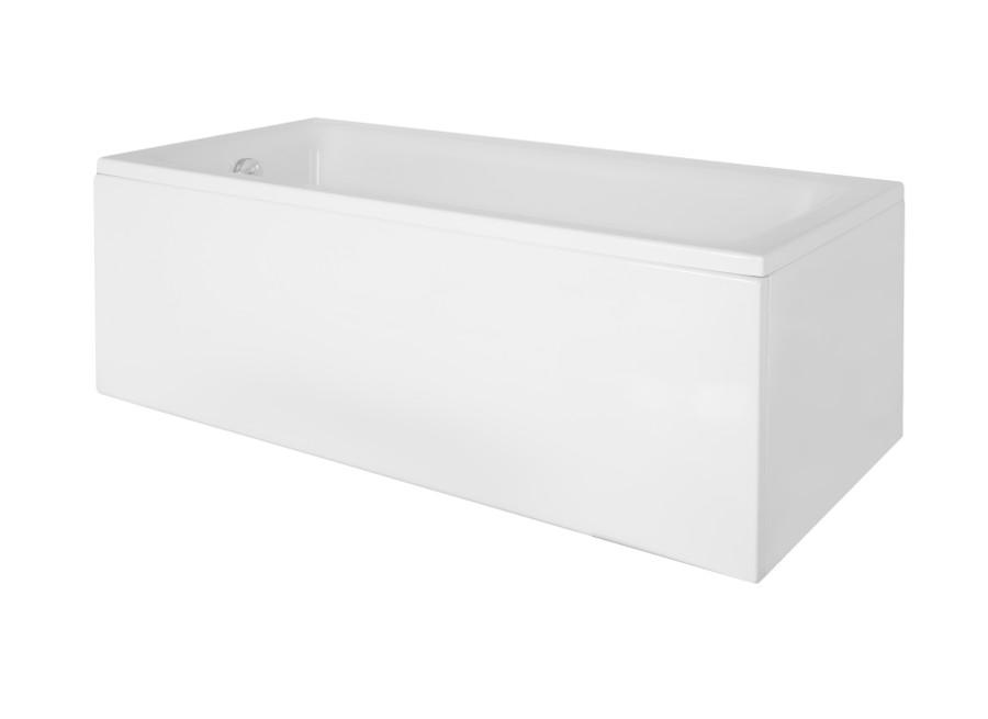 Cada baie rectangulara Besco Talia 110x70cm acril imagine