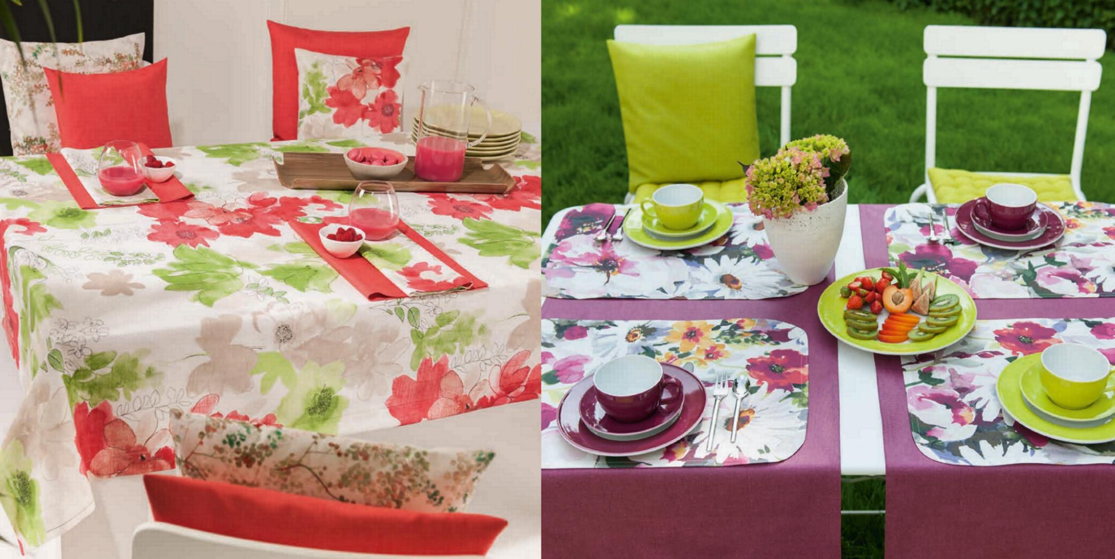 Colectia textile Prints si Garden