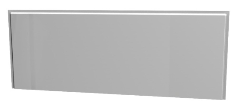 Masca frontala Kolo Uni2 150cm MDF cu invelis PVC pentru cazi rectangulare imagine