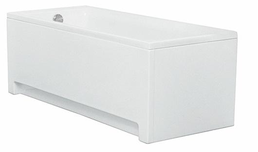 Masca laterala universala cada Kolo Uni4 pentru Opal Plus 75 cm polistirol alb imagine