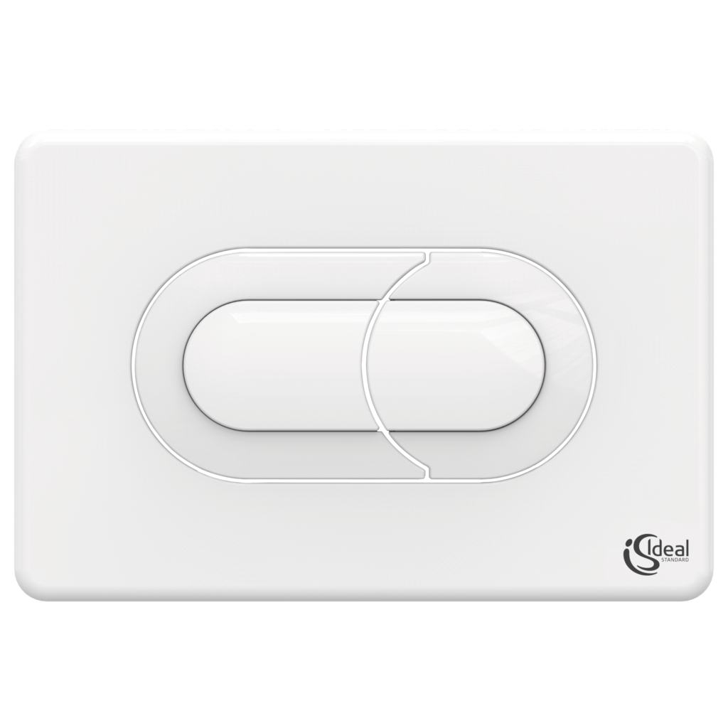 Clapeta actionare Ideal Standard Solea P1 alb imagine