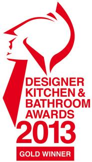 Designer Kitchen & Bathroom Awards 2013 Gold Winner