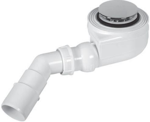 Sifon cadita Radaway Turboflow TB50P crom diametru 50mm imagine