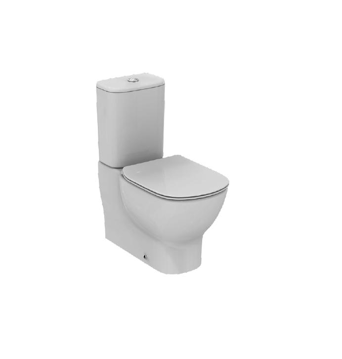 Vas WC Ideal Standard Tesi AquaBlade back-to-wall imagine