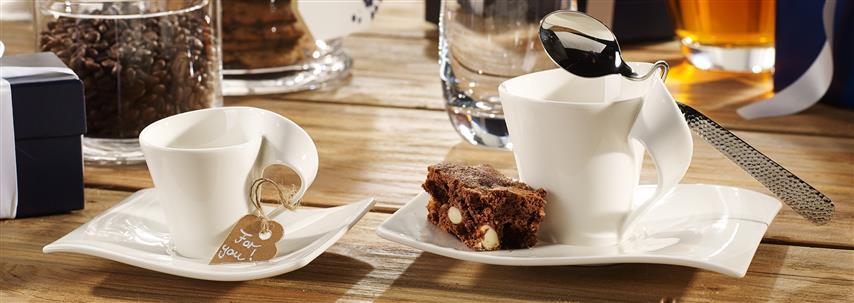 Ceasca si farfuriuta cafea Villeroy&Boch