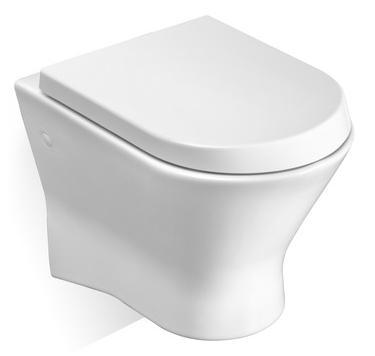 Vas WC suspendat Roca Nexo 53 imagine
