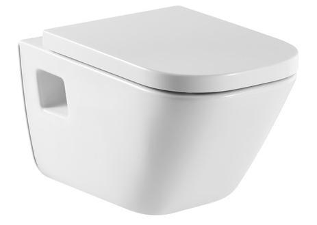 Vas WC suspendat Roca The Gap 54 imagine