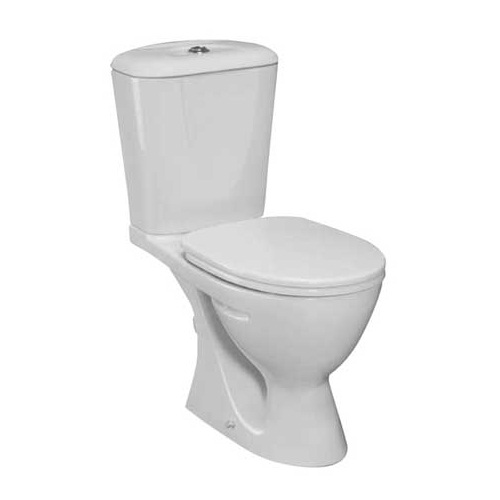 Set complet vas WC Ideal Standard Eurovit cu rezervor si capac inchidere lenta imagine