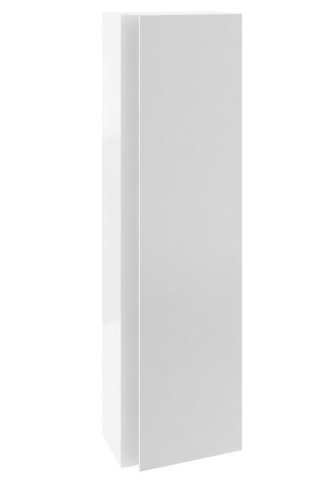 Dulap inalt tip coloana Ravak Concept 10° cu o usa 45x29x160cm alb imagine