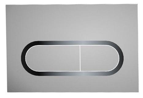 Clapeta rezervor Ravak Concept Chrome crom mat imagine