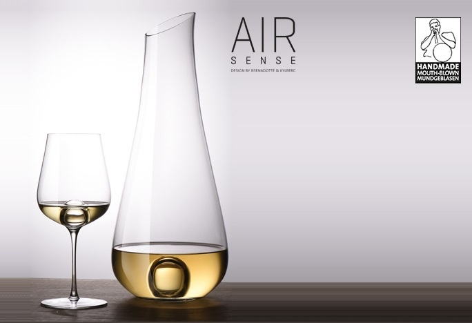Pahar si decantor Air Sense