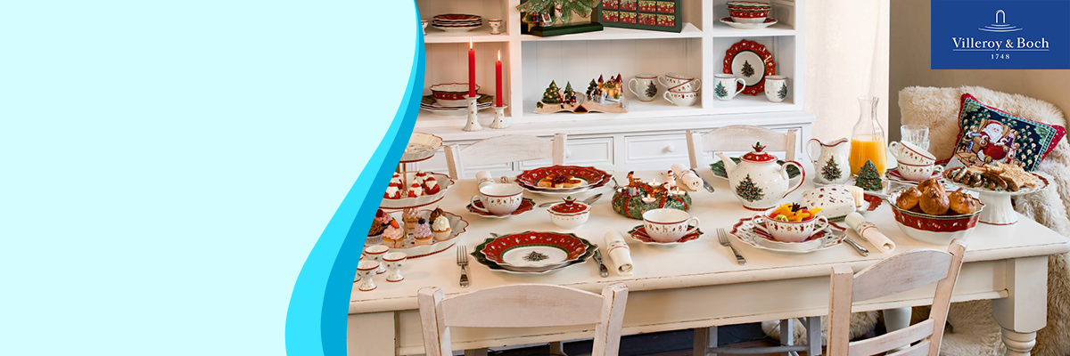 Christmas Delight by Villeroy & Boch