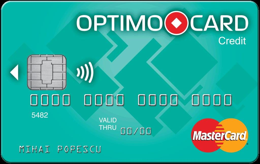 Rate Optimo Card