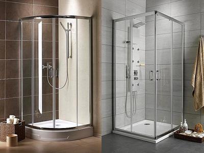 Ce alegi in baie: cada sau cabina de dus?