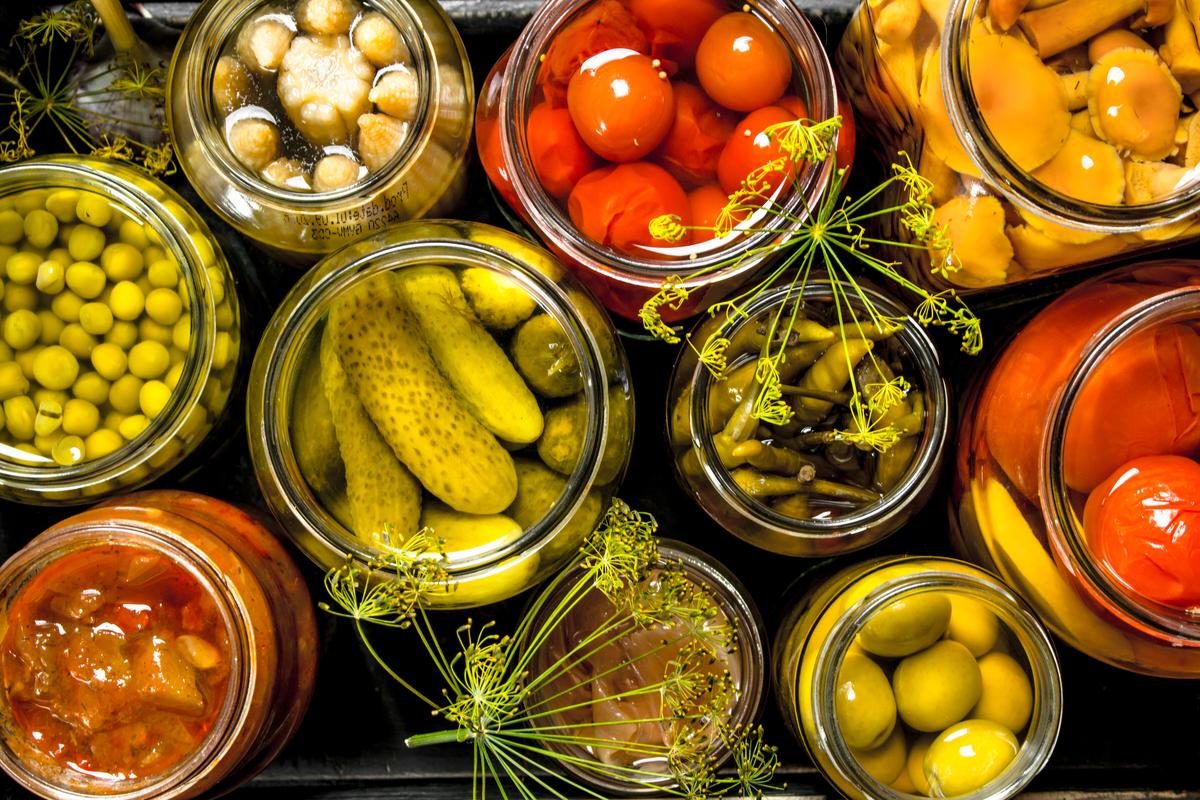 Conservarea alimentelor