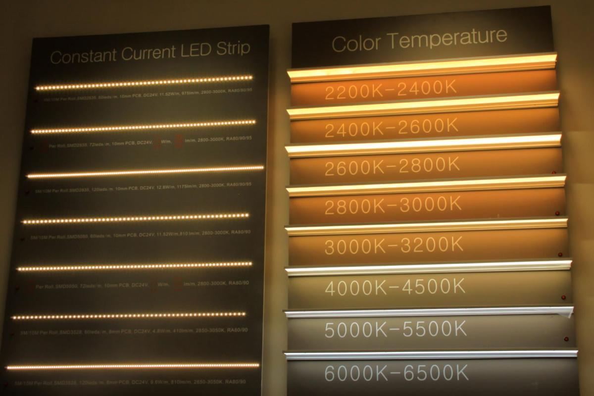 Lumina calda sau rece