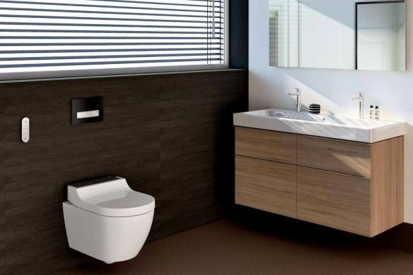 Vas WC cu functie de bideu Geberit AquaClean Tuma