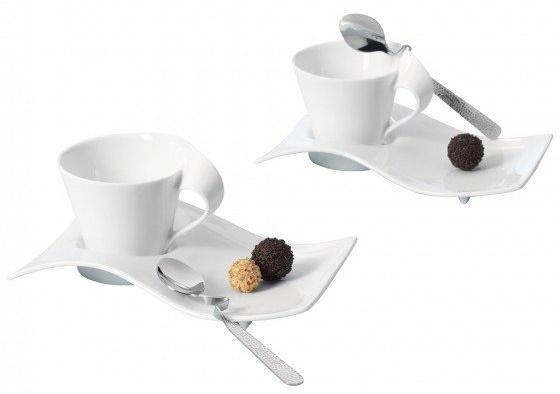 Set cappuccino Villeroy & Boch NewWave