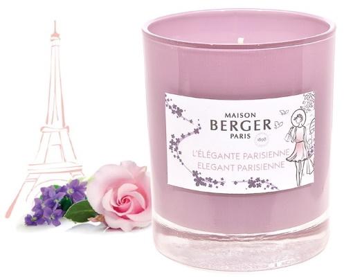 Lumanare parfumata Berger Graphique Elegante Parisienne