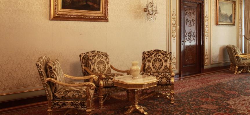 Interior Casa Ceausescu