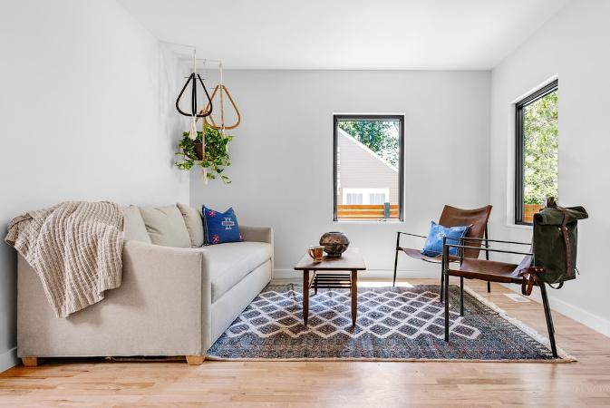 Design interior in stil minimalist
