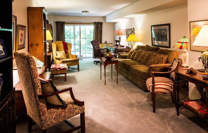 Design interior in stil eclectic