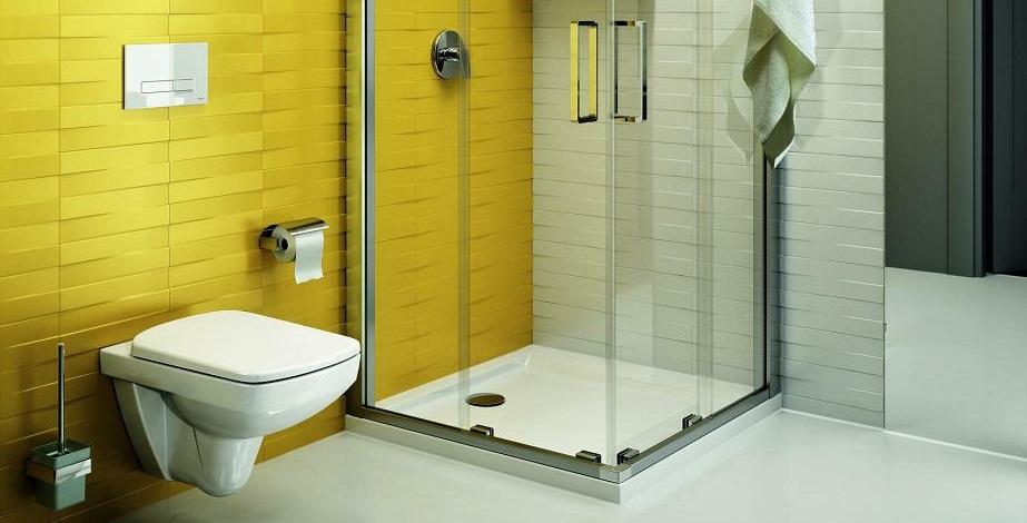 Vas de WC si cabina de dus Kolo Nova Pro
