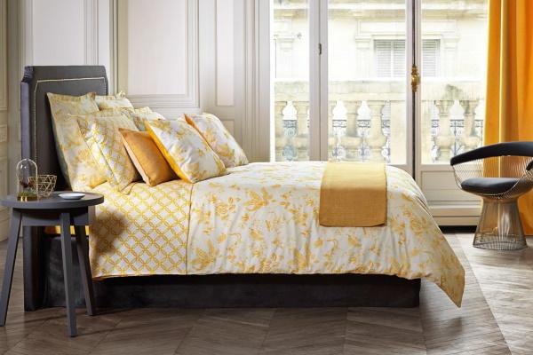 Lenjerie de pat de lux Descamps