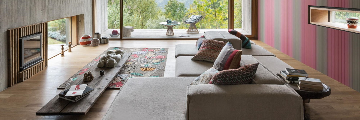 Living modern Missoni Home