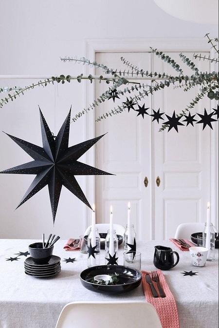 Decoratiuni minimaliste pentru masa