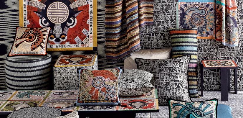 Perne decorative Missoni Home Oroscopo