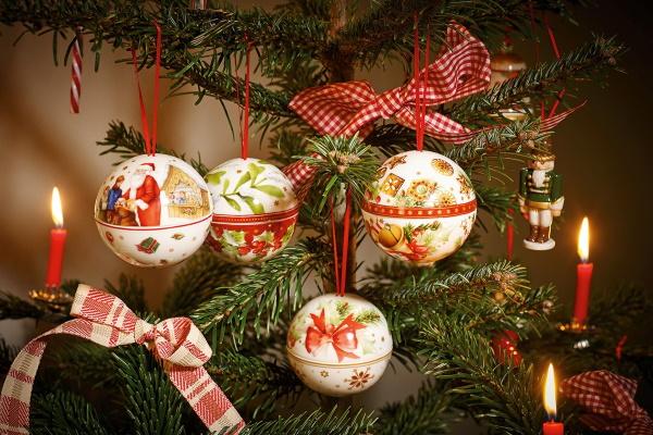 Ornamente de Craciun de la Villeroy&Boch