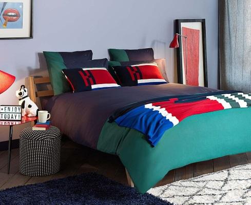 Lenjerie de pat pentru tineri Tommy Hilfiger