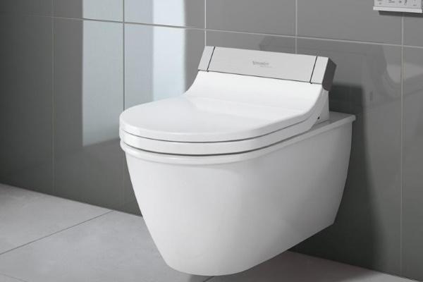 Vas WC pentru capac cu functie de bideu Duravit Darling New