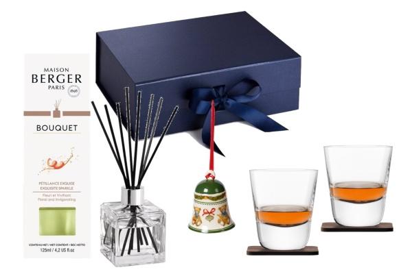 Set cadour For Friends Whisky Arran