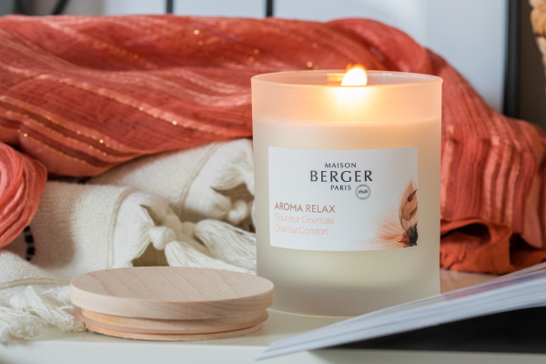 Lumanare parfumata Maison Berger Aroma Relax