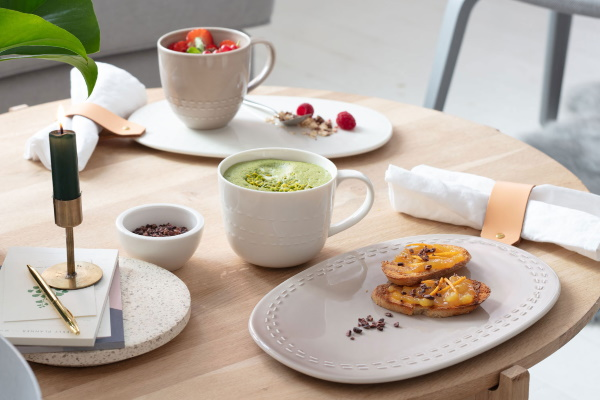Platou Villeroy&Boch it's my moment almond