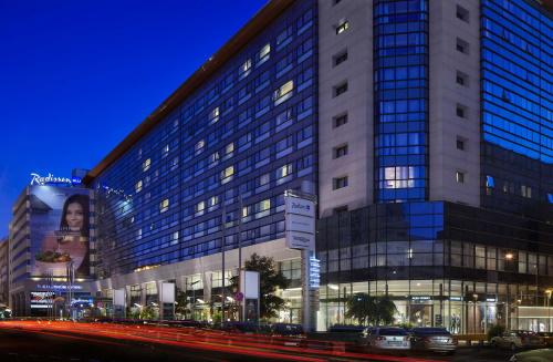 Hotel Radisson Blu București