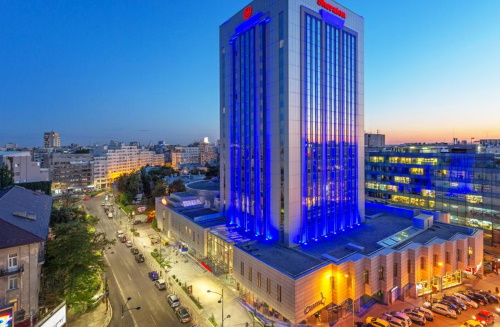 Howard Johnson Grand Plaza București